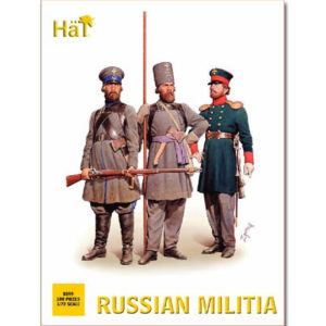 Milices Russes (hat8099) 1/72