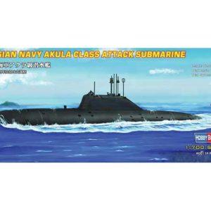 Sous-marin Russe Akula (hb87005) 1/700