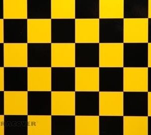 Orastick Fun 3 jaune or nacre/noir 2m (A2P473771-2)