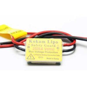 Limiteur de tension 2 éléments Kokam (Z53602)