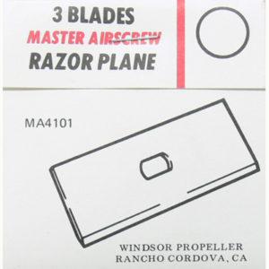 Rabot Master : 3 Lames de rechange (SF314101)