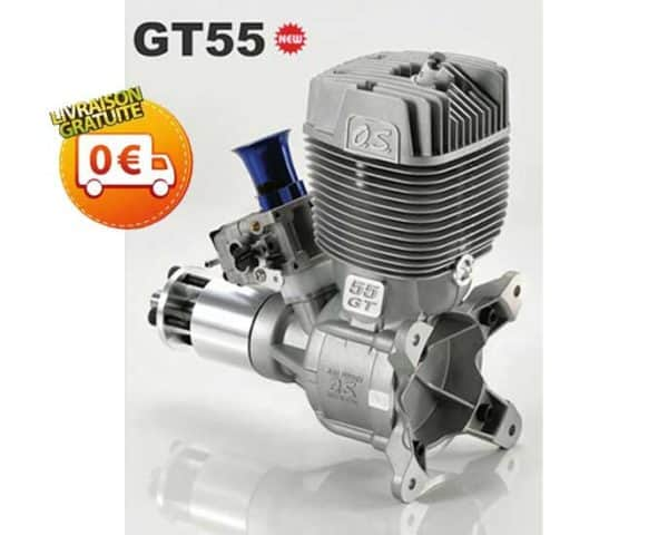 Moteur OS GT-55 Essence 55cc (38000)