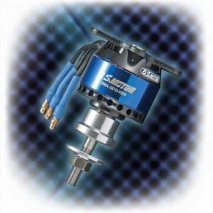 Moteur Brushless OS OMA-3810-1050 (SF085E51010910)