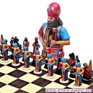 724- Moules Echecs Les Assyriens – Sennacherib (PA724)