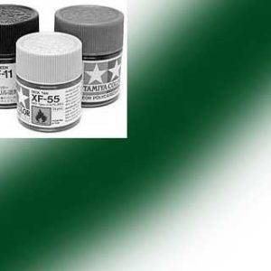 81505-X5 Peinture Tamiya 10 ml – Vert brillant