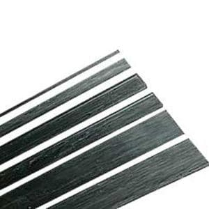 Plat carbone  3,0 x 1,0 x 1000 mm (A2P212015)
