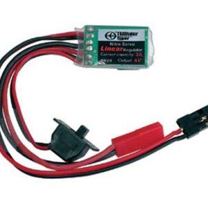 Régulateur de tension RX 6V 3A (MRCT8028)