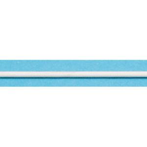 Gaine en nylon diamètre 1 x 2mm – L.900mm BLANCHE (SF0191000136)