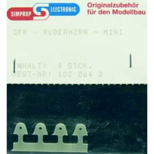 Guignol 10mm (par 4) mini Simprop (SF1000640)