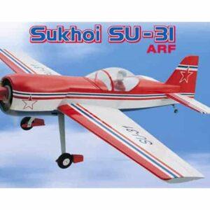 SUKHOI Su-31 GP ARF, Env. 1550mm, Great Planes (SF1712090)