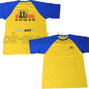 T-shirt AXI MOTORS – Taille L