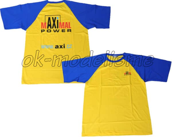 T-shirt AXI MOTORS – Taille XXL