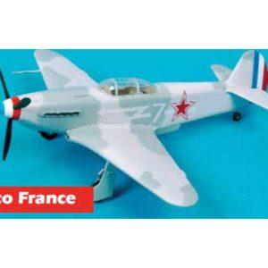 Yak-3 Normandie Niemen ?7 blanc? 1945 – T37229 – 1/72