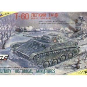 Char léger russe T60 (zvezda-3508) 1/35
