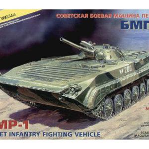 BMP-1 (zvezda-3553) 1/35