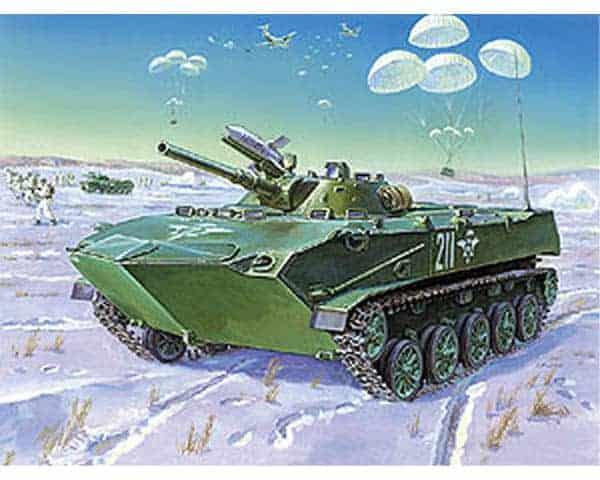 Véhicule de combat BMD-1 (zvezda-3559) 1/35