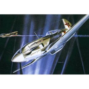 Chasseur soviétique MIG-3 (zvezda-7204)