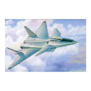 Avion de chasse russe à fonctions multiples MIG 1 (zvezda-7252)