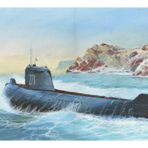 Sous-marin nucléaire soviétique K-19 (zvezda-9025)